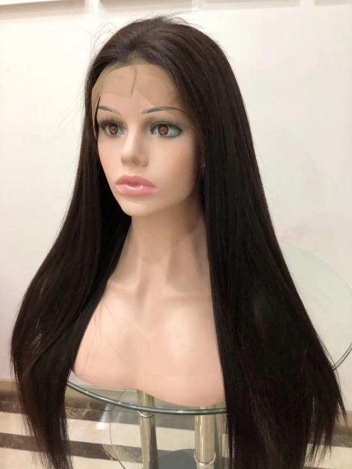Lace frontal virgin Remy